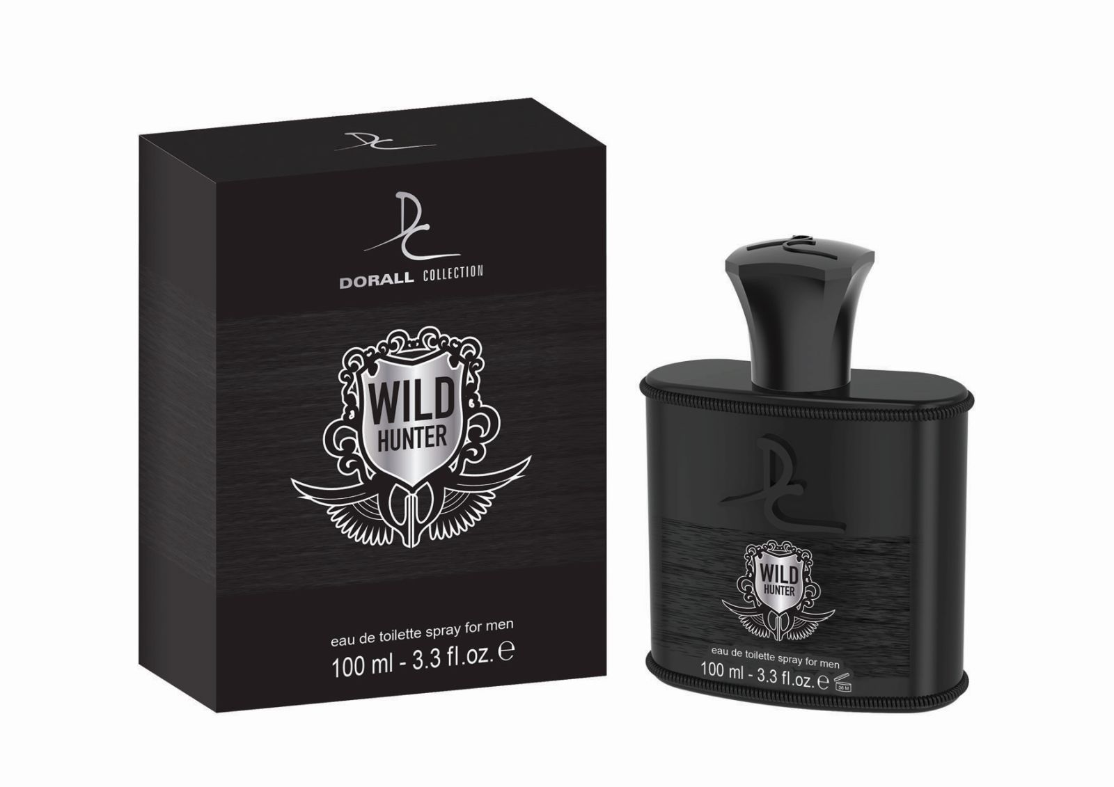 DORALL WILD HUNTER parfém 100ml
