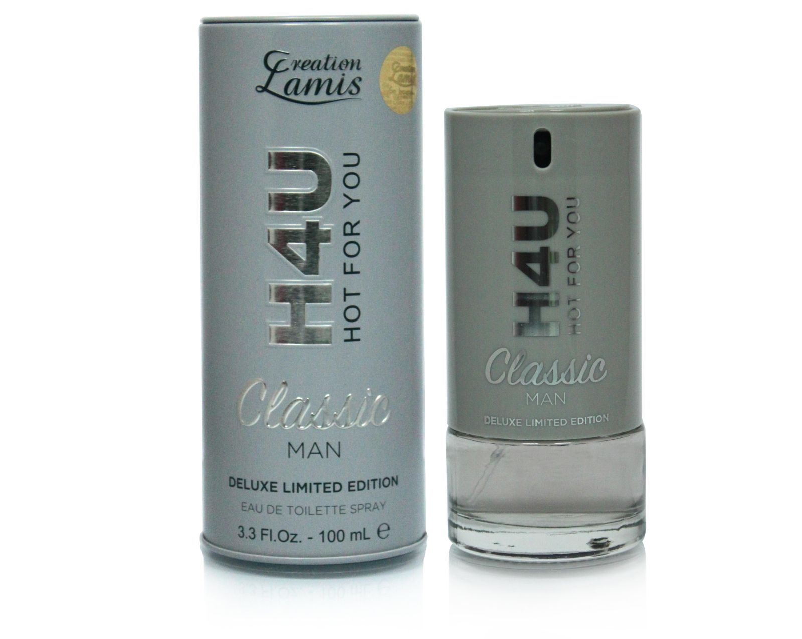 C.LAMIS HOT 4 U CLASSIC parfém 100ml