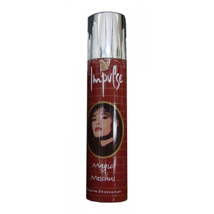 Impulse Magic Moschus - deo 100 ml
