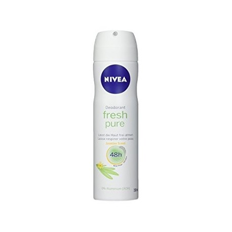 NIVEA fresh pure W deodorant 150 ml