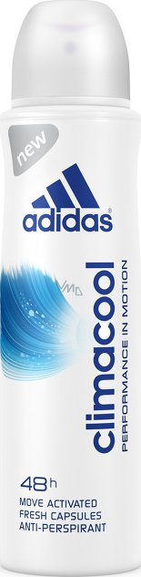 Adidas Climacool Performance in Motion 48h 150 ml W