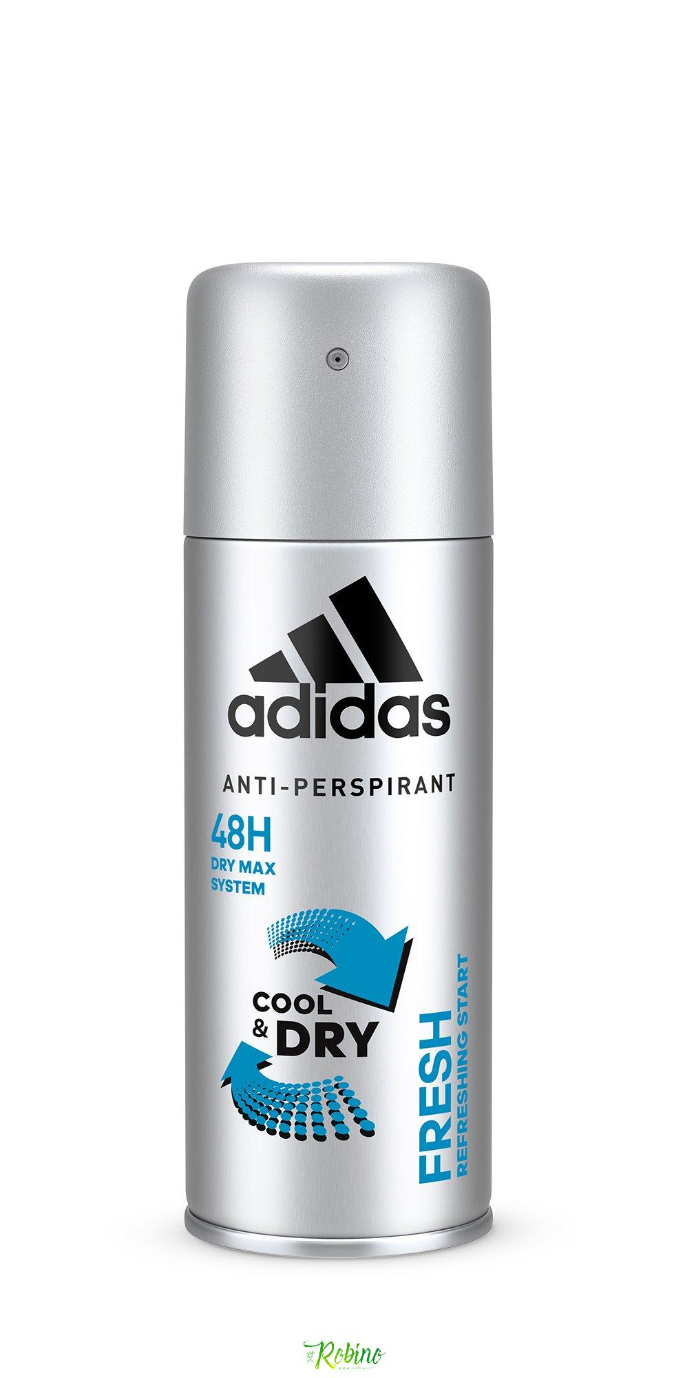 Adidas Cool & Dry Fresh M 48 h 150 ml