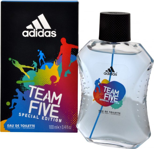 Adidas Team Five M EDT 100ml