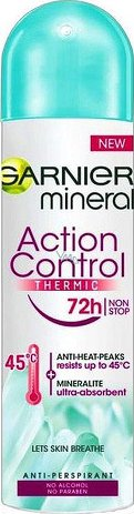 Garnier deodorant Mineral Action Control Thermic 150 ml