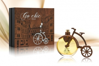 GO CHIC WOOD parfém 100ml