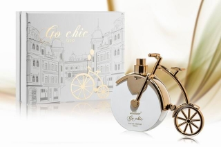 GO CHIC GOLD parfém 100ml
