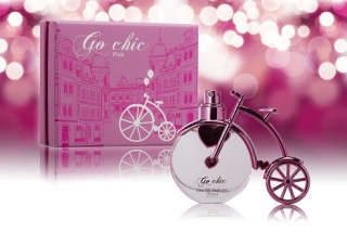 GO CHIC PINK parfém 100ml