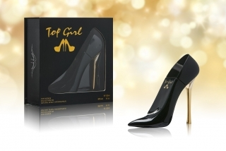 TOP GIRL BLACK parfém 100ml