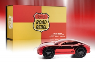 ROAD REBEL RED parfém 100ml