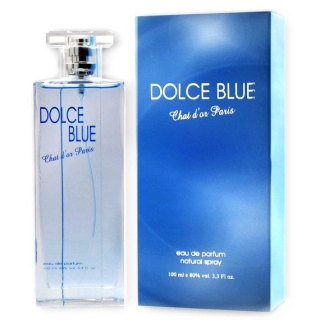 CHAT DOR DOLCE BLUE EDT 100ml