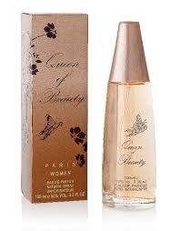 Queen of Beauty eau de parfém 100m