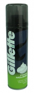 GILLETTE citrus 200ml